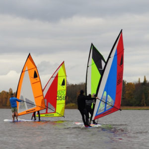 Windsurfing Intro