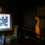 Laser Screen Shooting iltaohjelmana ryhmille